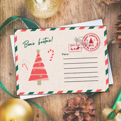 Imagem de Cartão de Natal