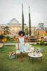 Imagem de Cenário Chá no Jardim