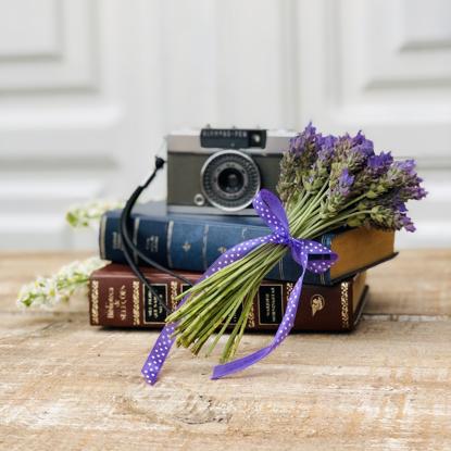Imagem de Mini Bouquet de Lavanda