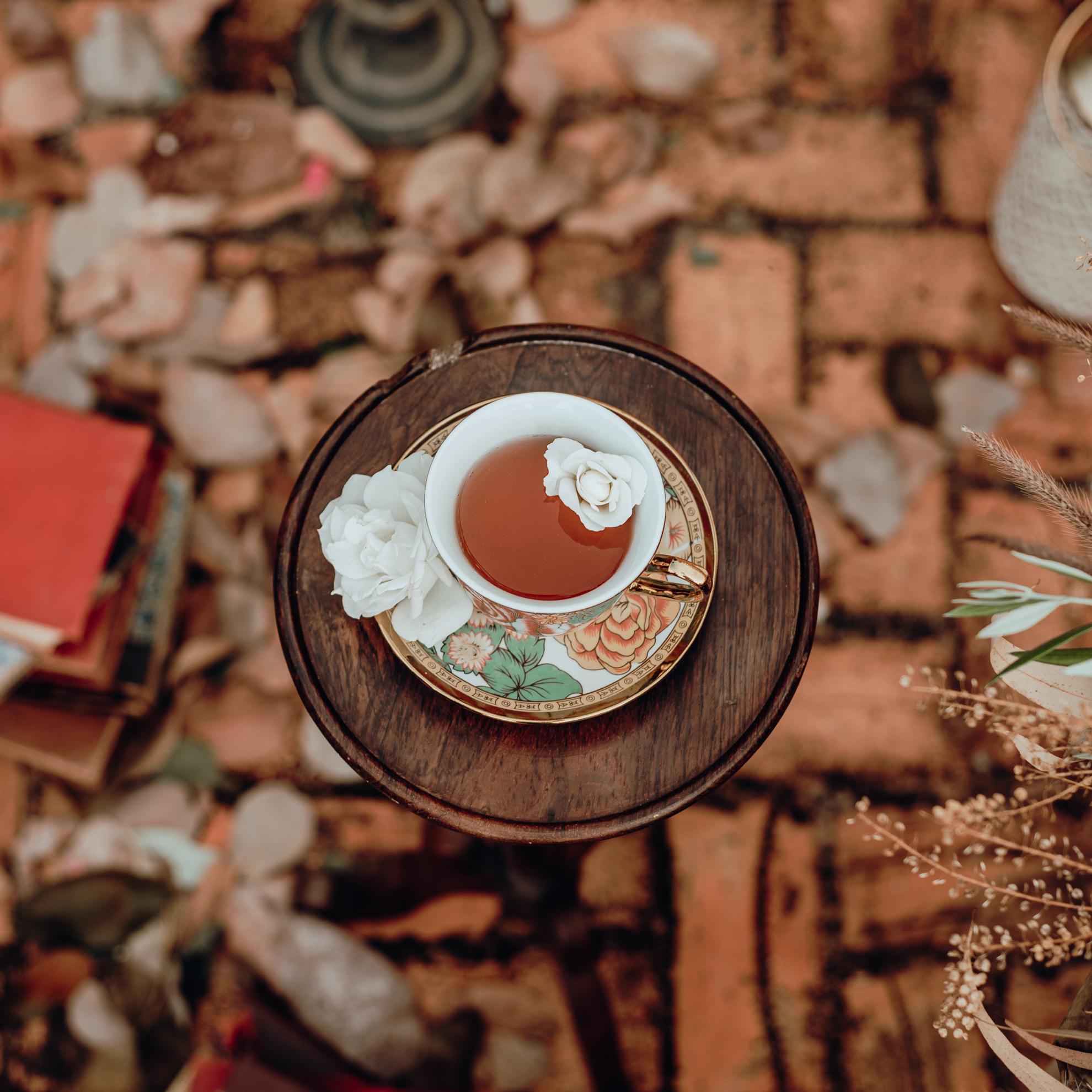 Chá para dois [+R$ 30,00]