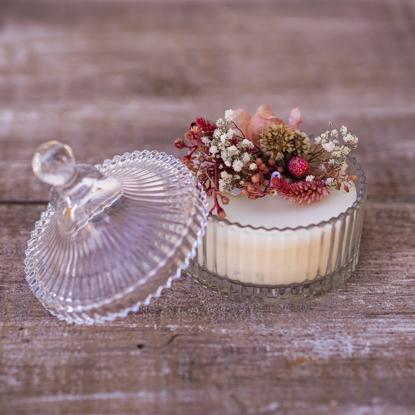 Imagem de Vela Perfumada Rosas da Bulgária